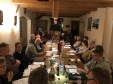 Monatsversammlung des Vereins